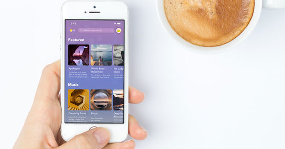 Save 86% on Humm.ly, an app that uses music to tune out stressful thoughts