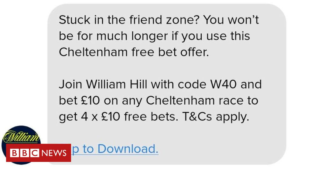 William Hill advert linked betting to sexual success