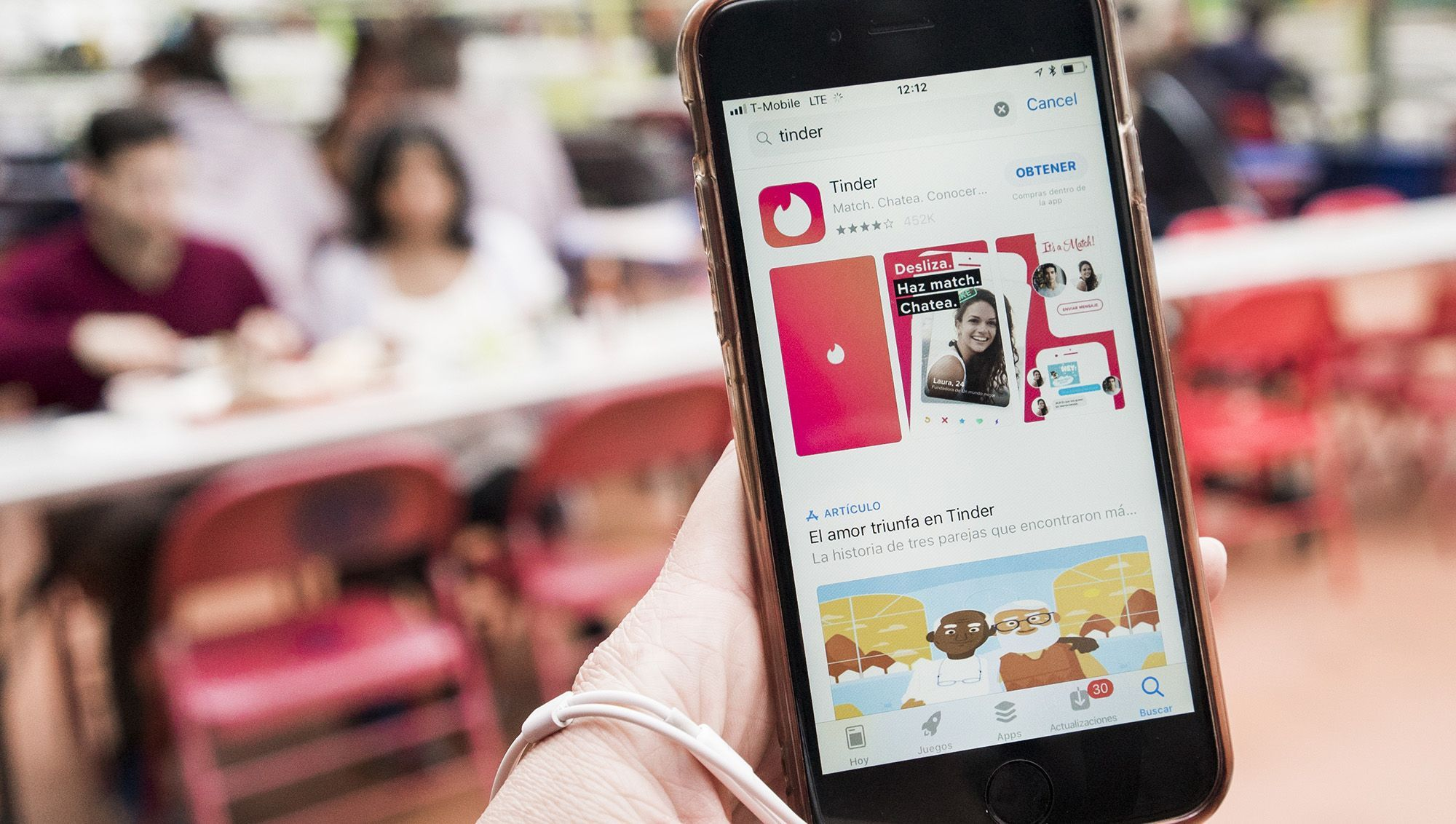 Match Surges Most in Two Years as Tinder Leads Growth