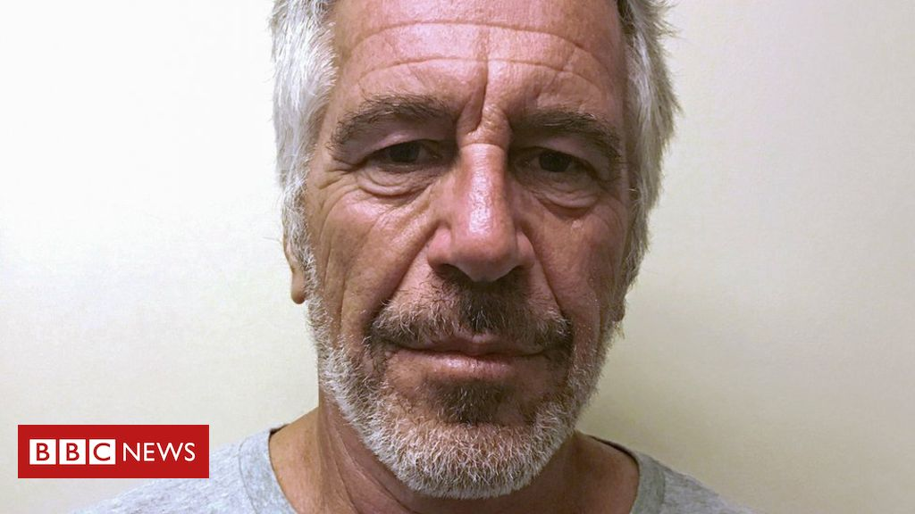 Jeffrey Epstein: Questions raised over disgraced financer's death