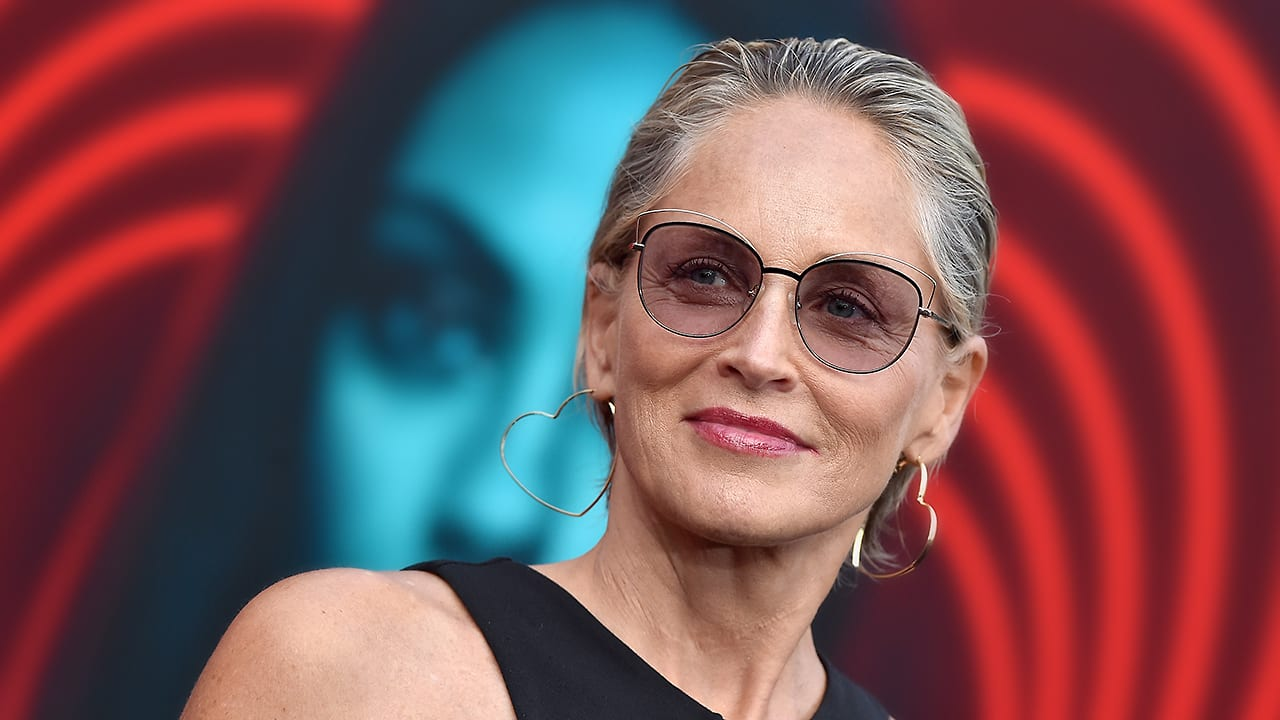 Sharon Stone kicked off Bumble for being Sharon Stone