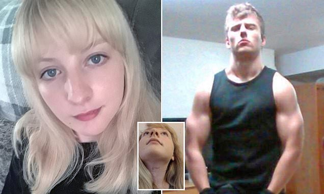 OKCupid lover stabbed woman 27 times after she dumped him