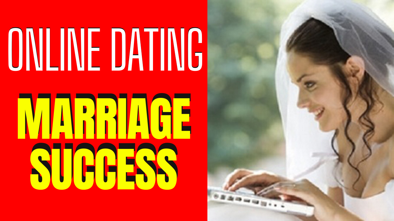5 Online Dating Marriage Success Statistics (2020)