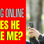 6 Signs A Guy You Met Online Likes You
