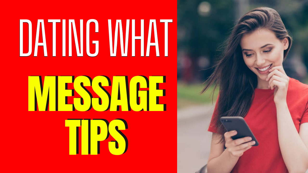 5 Online Dating Message Tips