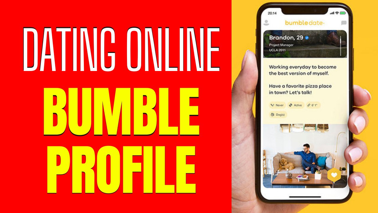 Bumble Profile Examples for Men