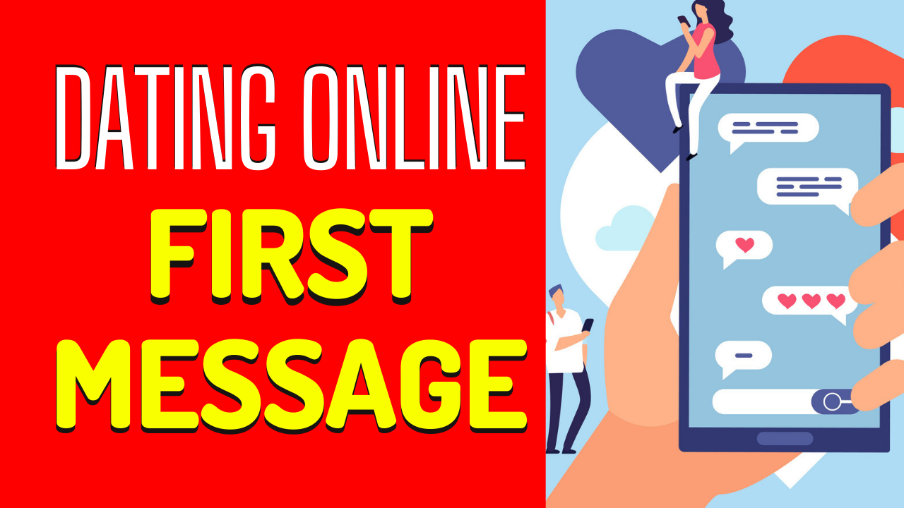 5 Online Dating Tips on Writing the First Message